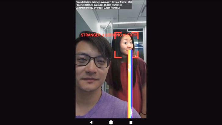 สายเผือกจงระวัง นักวิจัย Google พัฒนา<br>ระบบแจ้งเตือนคนแอบมองหน้าจอมือถือ