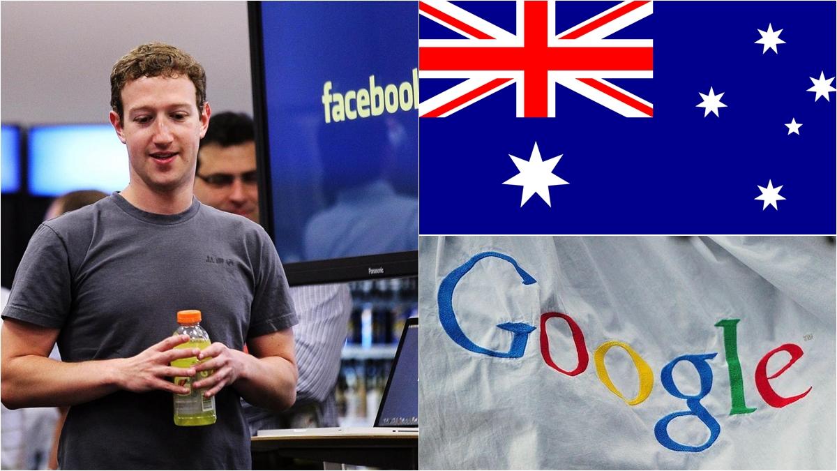 Facebook และ Google ยอมจ่ายภาษีให้<br>ออสเตรเลีย 5.2 หมื่นล้านบาท