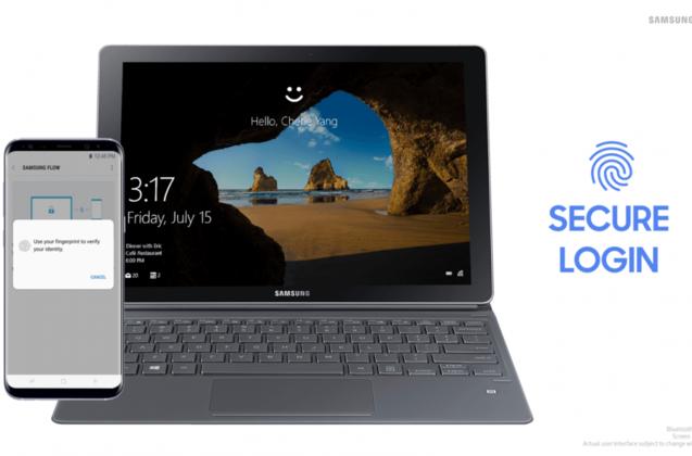 ทำได้แล้ว Windows 10 สามารถปลดล็อค<br>เครื่องผ่านสมาร์ทโฟน Samsung