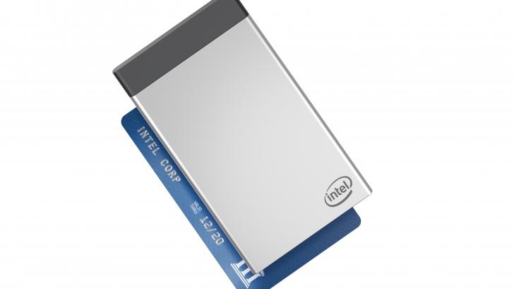 Intel เปิดตัว Compute Card <br>คอมพิวเตอร์ขนาดเท่าบัตรเครดิต