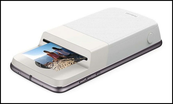Motorola เปิดตัว Moto Mod ใหม่<br>แปลงร่างสมาร์ทโฟนเป็นกล้องโพลารอยด์